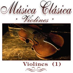 """Musica Clasica - Violines """"Violines"""" Vol.1"""