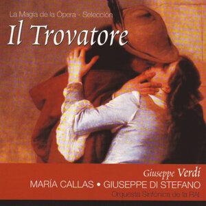 Il Trovatore por Maria Callas (Giuseppe Verdi)