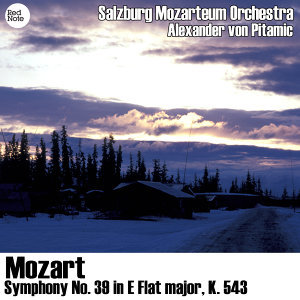 Mozart: Symphony No. 39 in E Flat major, K. 543