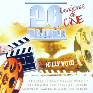 20 Mejores Canciones De Cine Vol. 2 (The Best 20 Film Songs)
