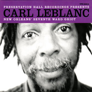 New Orleans' Seventh Ward Griot