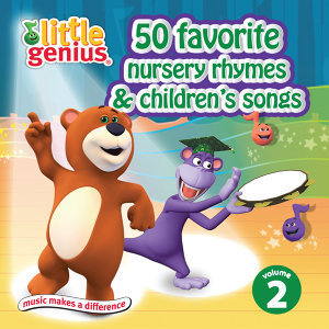 50 Favorite Nursery Rhymes & Children's Songs , Volume 2
