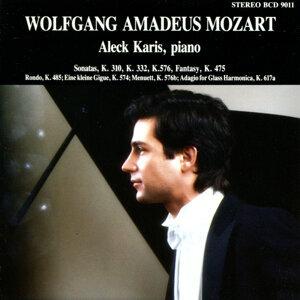 Aleck Karis: Mozart Recital