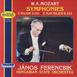 Wolfgang Amadeus Mozart: Symphonies No.41 'Jupiter' & No.39