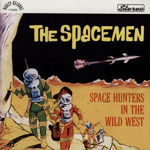 Space Hunters In The Wild West