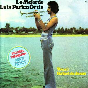 """Lo Mejor de Luis """"Perico"""" Ortiz - Canta: Rafael de Jesus"""