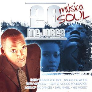 20 Mejores Canciones De Música Soul Vol. 1 (The Best 20 Soul Music Songs)