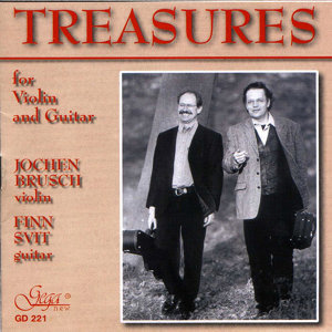 Treasures for Violin and Guitar