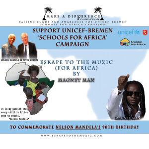 Eskape To The Muzic - For Africa