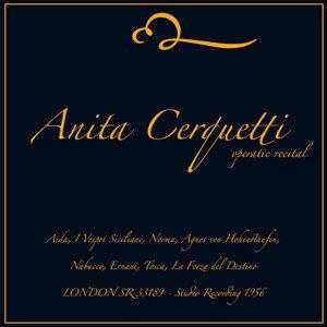 Operatic Recital by Anita Cerquetti