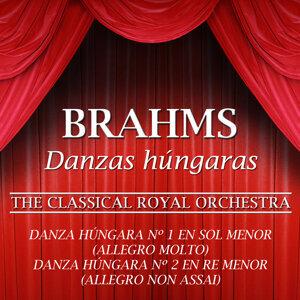 Clásica-Brahms-Danzas Húngaras