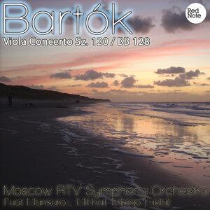 Bartok: Viola Concerto Sz. 120 / BB 128
