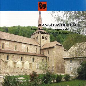 Bach: Guy Bovet aux orgues de l'Abbatiale de Romainmôtier