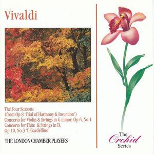 Vivaldi: Four Seasons / Violin Concerto Op.61 / Flute Concerto Op.10/3
