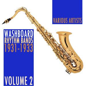 Washboard Rhythm Bands 1931-1933, Vol. 2