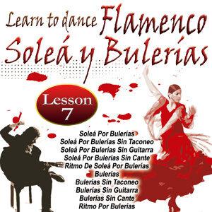 Learn To Dance Flamenco-Soleá Y Bulerías