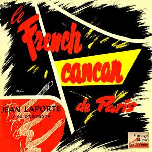 Vintage Belle Epoque No. 52 - EP: Le French Can-Can De Paris