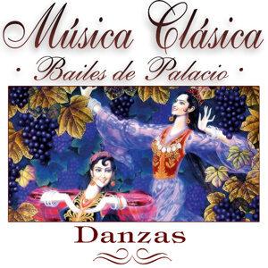 """Musica Clasica - Bailes de Palacio """"Danzas"""""""