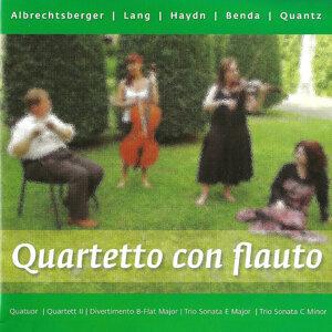 Quartetto con flauto