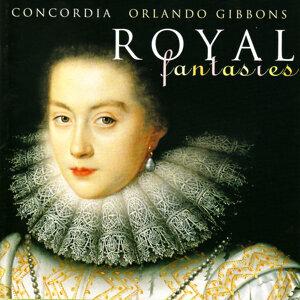 Orlando Gibbons: Royal Fantasies - Music for Viols, Vol. 1