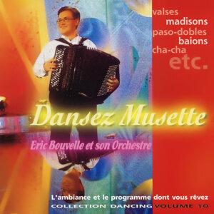 Dansez Musette ! Collection Dancing Vol. 10 (Titres Enchaînés)