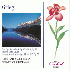Grieg: Peer Gynt Suites 1&2 / Holberg Suite / Homage March