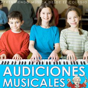 Aprendiendo Música Desde el Colegio. Audiciones Musicales