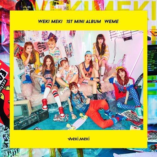 首張迷你專輯『WEME』 (1st MINI ALBUM『WEME』)