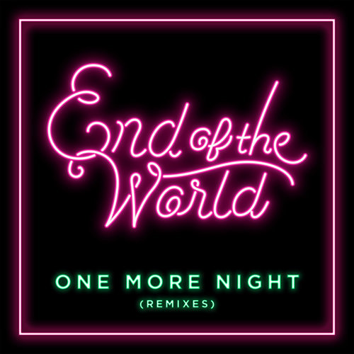 One More Night - Remixes - EP