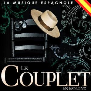 La musique espagnole. Le couplet en Espagne