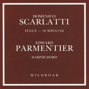 Scarlatti: Fugue & Ten Sonatas for Harpsichord