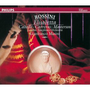 Rossini: Elisabetta, Regina d'Inghilterra - 2 CDs