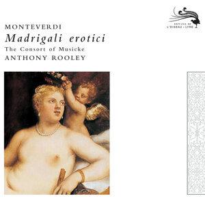 Monteverdi: Madrigali Erotici
