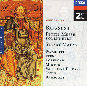 Rossini: Petite messe solennelle; Stabat Mater - 2 CDs