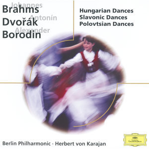 Brahms / Dvorak / Borodin / Smetana: Dances