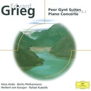 Edvard Grieg: Peer Gynt-Suiten Nr. 1 & 2