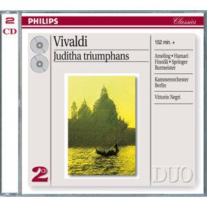 Vivaldi: Juditha Triumphans - 2 CDs