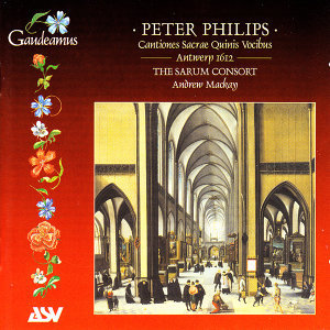 Philips: Cantiones Sacrae Quinis Vocibus Antwerp 1612