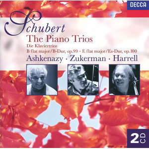 Schubert: Piano Trios Nos. 1 & 2 - 2 CDs