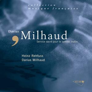 Milhaud-Le pauvre matelot-Les malheurs d'Orphée