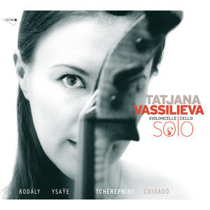 Tatjana Vassilieva : Violoncelle solo