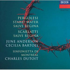 Scarlatti: Salve Regina / Pergolesi: Stabat Mater