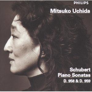 Schubert: Piano Sonatas D958 & D959