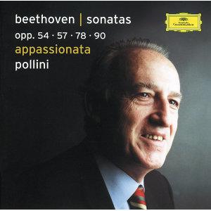 Beethoven: Piano Sonatas Opp. 54, 57, 78, 90 - with Bonus CD