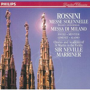 Rossini: Petite Messe solennelle; Messa di Milano - 2 CDs