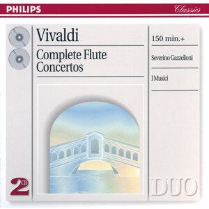 Vivaldi: Complete Flute Concertos - 2 CDs