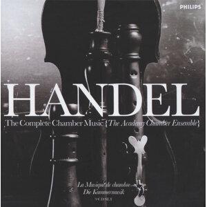 Handel: Complete Chamber Music - 9 CDs