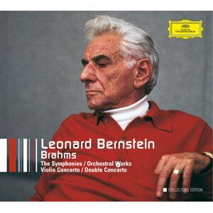 Brahms: Complete Symphonies; Orchestral Works; Concertos - 5 CDs