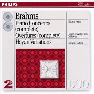 Brahms: Piano Concertos Nos.1 & 2/Haydn Variations etc. - 2 CDs