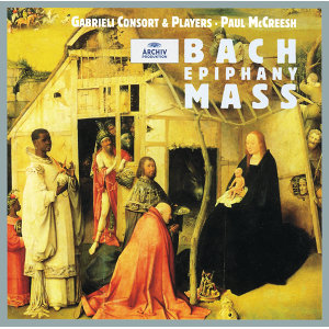 Bach: Epiphany Mass - 2 CDs